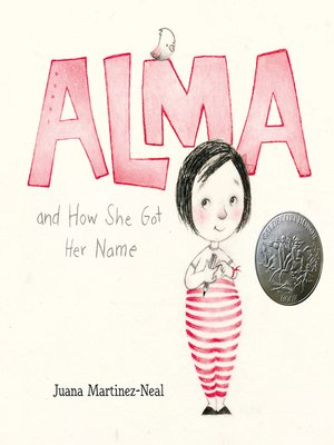 cover image of Alma and How She Got Her Name